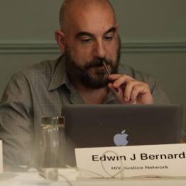 Edwin Bernard headshot